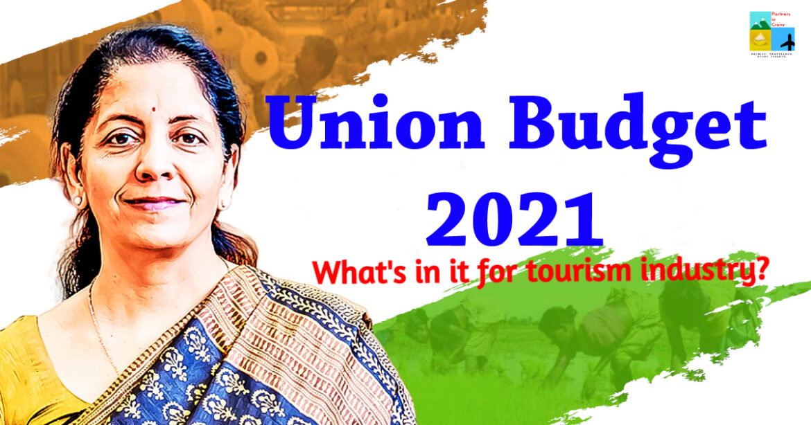 Budget 2021 for the tourism industry: Happy to be unbiased